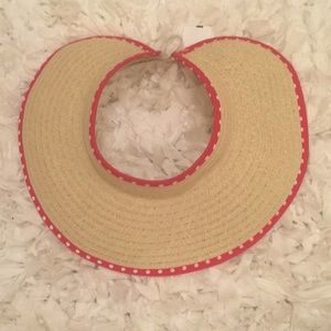San Diego hat company .....roll up sun visor